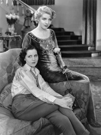 The Royal Family Of Broadway, Ina Claire, Mary Brian, 1930