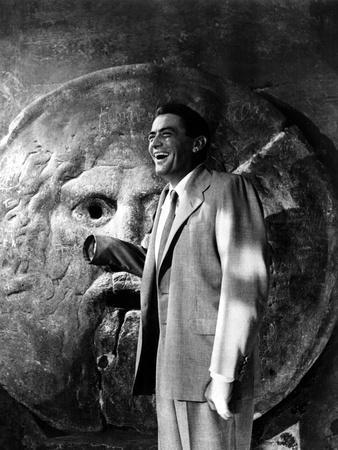 Roman Holiday, Gregory Peck, 1953