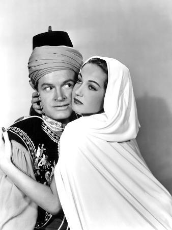 Road To Morocco, Bob Hope, Dorothy Lamour, 1942