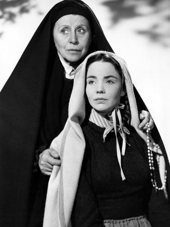 The Song Of Bernadette, Blanche Yurka, Jennifer Jones, 1943
