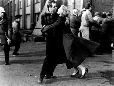 On The Waterfront, Marlon Brando, Eva Marie Saint, 1954