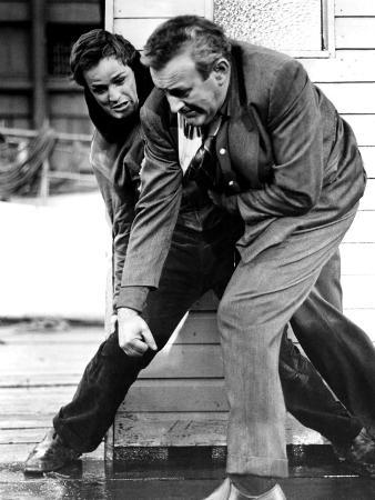 On The Waterfront, Marlon Brando, Lee J. Cobb, 1954
