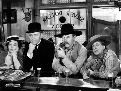 Ruggles Of Red Gap, Zasu Pitts, Charles Laughton, Charles Ruggles, Maude Eburne, 1935