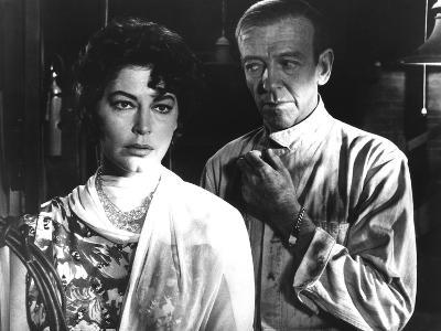 On The Beach, Ava Gardner, Fred Astaire, 1959