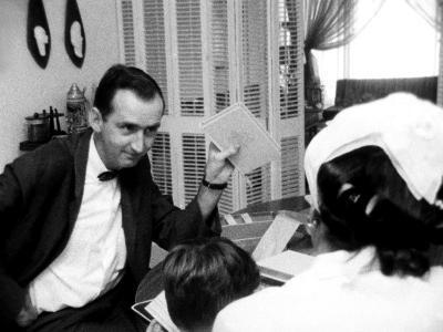 Salesman, James Baker, 1968