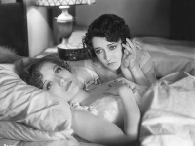 Our Dancing Daughters, Joan Crawford, Dorothy Sebastian, 1928