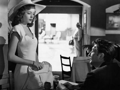 Out Of The Past, Jane Greer, Robert Mitchum, 1947