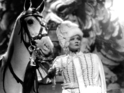 The Scarlet Empress, Marlene Dietrich, 1934