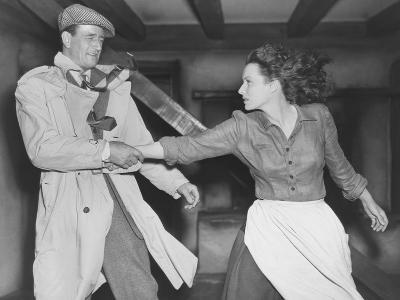 The Quiet Man, John Wayne, Maureen O'Hara, 1952