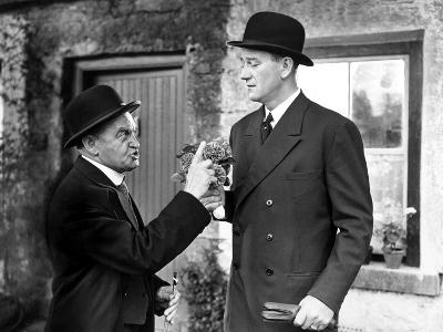 The Quiet Man, Barry Fitzgerald, John Wayne, 1952