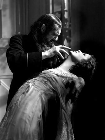 Rasputin And The Empress, Lionel Barrymore, Diana Wynyard, 1932