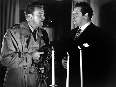 Raw Deal, Dennis O'Keefe, Raymond Burr, 1948