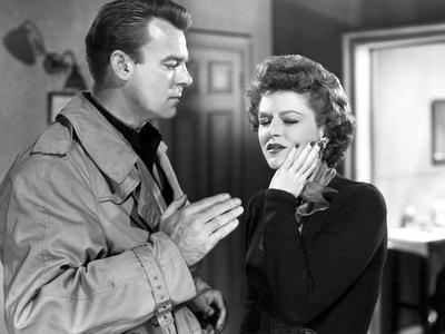 Raw Deal, Dennis O'Keefe, Claire Trevor, 1948
