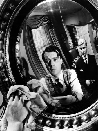 The Servant, Dirk Bogarde, James Fox, 1963