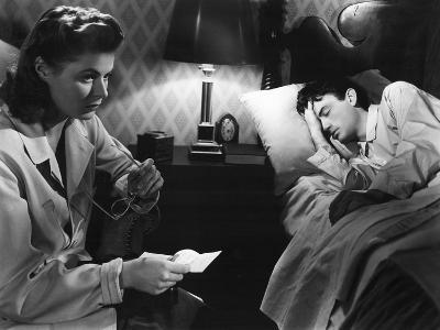 Spellbound, Ingrid Bergman, Gregory Peck, 1945