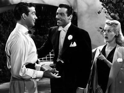 Springtime In The Rockies, John Payne, Cesar Romero, Betty Grable, 1942