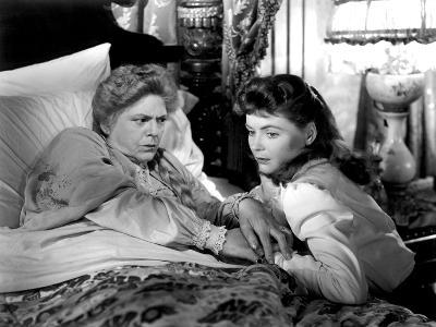 The Spiral Staircase, Ethel Barrymore, Dorothy McGuire, 1946
