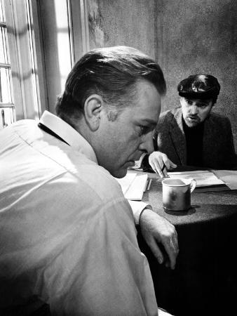 The Spy Who Came In From The Cold, Richard Burton, Oskar Werner, 1965