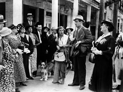 Theodora Goes Wild, Irene Dunne, Melvyn Douglas, 1936