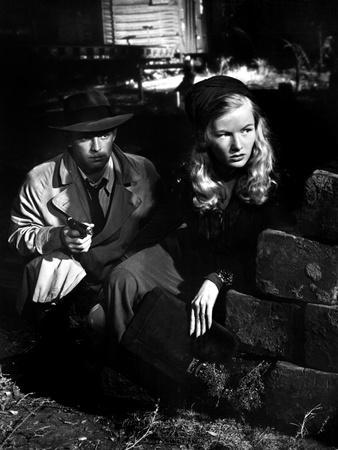 This Gun For Hire, Alan Ladd, Veronica Lake, 1942