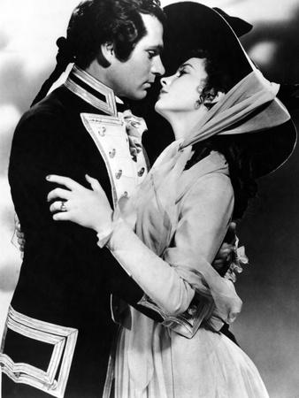 That Hamilton Woman, Laurence Olivier, Vivien Leigh, 1941