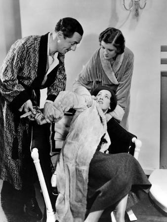 The Thin Man, William Powell, Maureen O'Sullivan, Myrna Loy, 1934