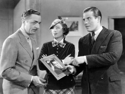 The Thin Man, William Powell, Myrna Loy, Nat Pendleton, Cesar Romero, 1934