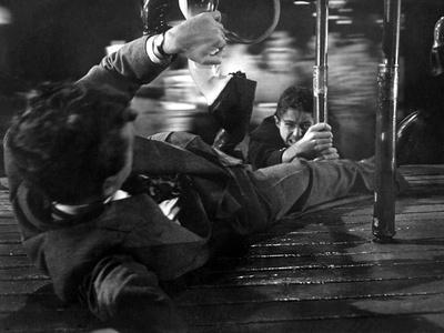 Strangers On A Train, Robert Walker, Farley Granger, 1951