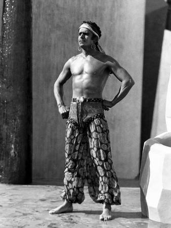 The Thief Of Bagdad, Douglas Fairbanks, Sr., 1924