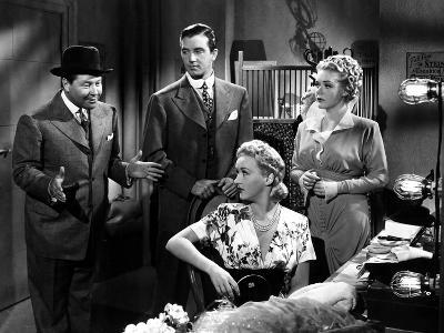 Tin Pan Alley, Jack Oakie, John Payne, Betty Grable, Alice Faye, 1940