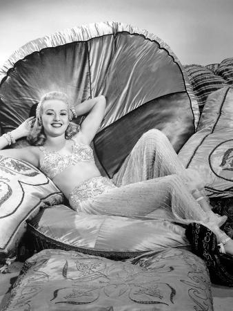 Tin Pan Alley, Betty Grable, 1940
