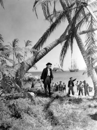 Treasure Island, Jackie Cooper, 1934