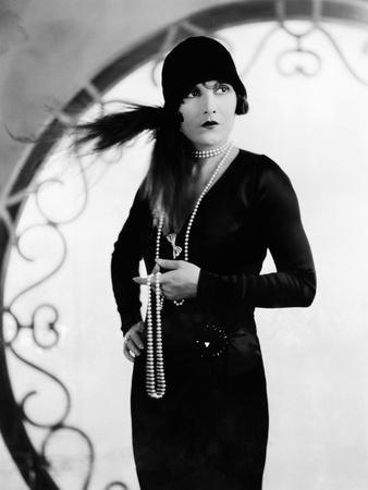 Underworld, Evelyn Brent, 1927