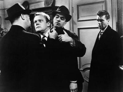 Victim, John Barrie, Nigel Stock, John Cairney, Dirk Bogarde, 1961