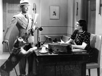 When's Your Birthday?, Corky The Dog, Joe E Brown, Marla Shelton, 1937