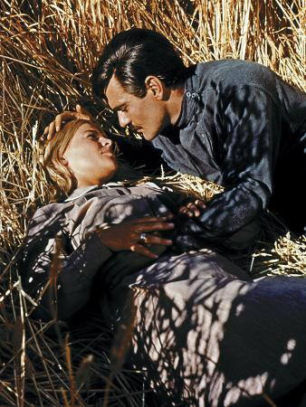 Doctor Zhivago, Julie Christie, Omar Sharif, 1965