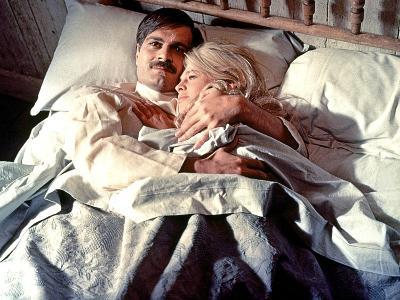 Doctor Zhivago, Omar Sharif, Julie Christie, 1965