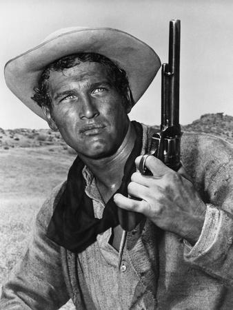 The Left Handed Gun, Paul Newman As Billy The Kid, 1958