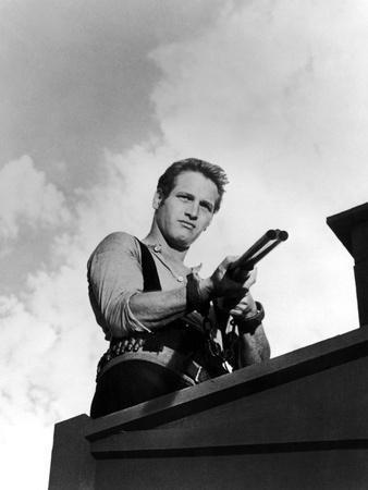 The Left Handed Gun, Paul Newman, 1958