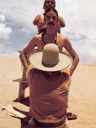 El Topo, Ignacio Martinez Espana, Hector Martinez, Elisea Gardea Saucedo, 1970
