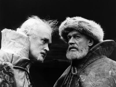 King Lear, Patrick Magee, Paul Scofield, 1971
