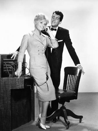 Bells Are Ringing, Judy Holliday, Dean Martin, 1960