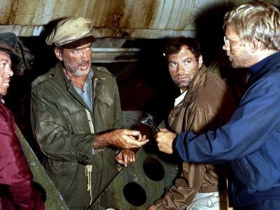 Flight Of The Phoenix, Richard Attenborough, James Stewart, Christian Marquand, Hardy Kruger, 1965