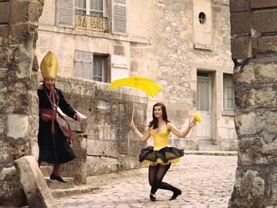 King Of Hearts, (AKA Le Roi De Coeur), Julien Guiomar, Genevieve Bujold, 1966
