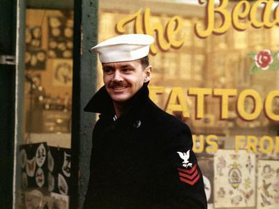 The Last Detail, Jack Nicholson, 1973