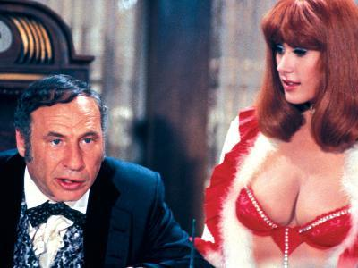 Blazing Saddles, Mel Brooks, Robyn Hilton, 1974