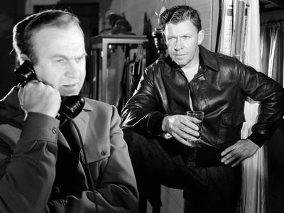 Border Incident, Howard DaSilva, George Murphy, 1949