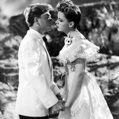 Girl Crazy, Mickey Rooney, Judy Garland, 1943