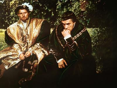 A Man For All Seasons, Robert Shaw, Paul Scofield, 1966