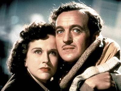 A Matter Of Life And Death, (AKA Stairway To Heaven), Kim Hunter, David Niven, 1946